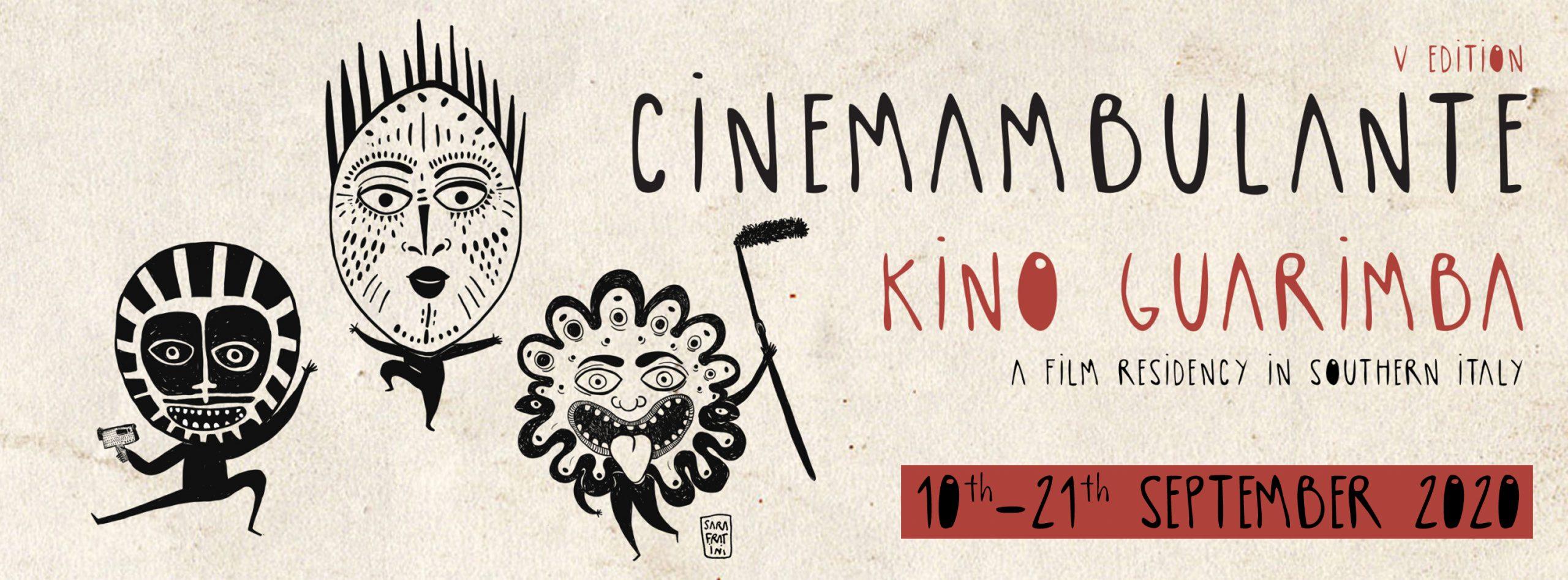 CinemAmbulante   12 edition   Cinemambulante